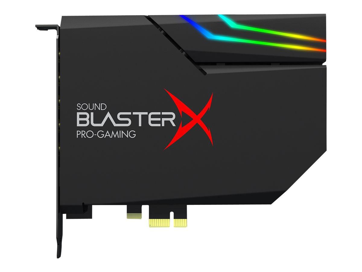 Creative Sound BlasterX AE-5 - Soundkarte - 32-Bit - 384 kHz - 122 dB S/N - 5.1