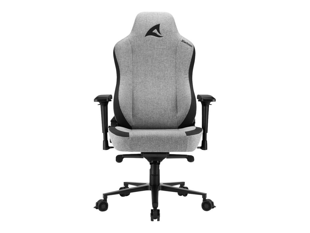 Sharkoon Skiller SGS40 - Stuhl - hohe Rückenlehne - Armlehnen - T-förmig - Neigen