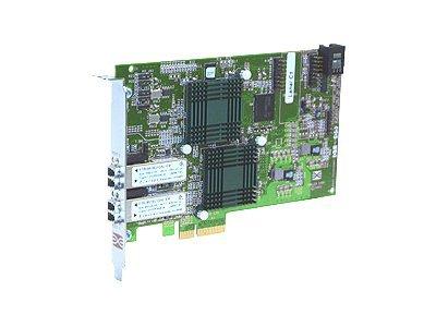 Emulex LightPulse LP10000EXDC-M2 - Hostbus-Adapter - PCIe x4 - Fibre Channel x 2