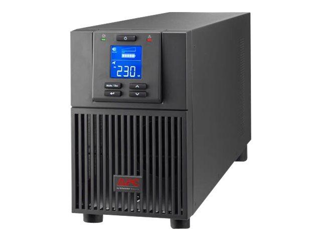 APC Easy UPS SRV SRV3KIL - USV - Wechselstrom 220/230/240 V - 2.4 kW - 3000 VA - RS-232, USB