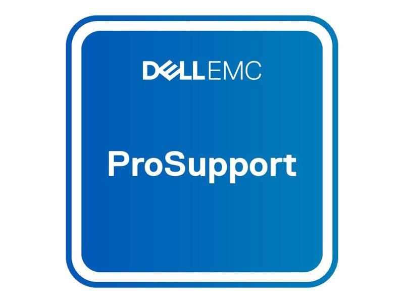Dell Erweiterung von 1 jahr Next Business Day auf 5 jahre ProSupport - Serviceerweiterung - Arbeitszeit und Ersatzteile - 5 Jahr