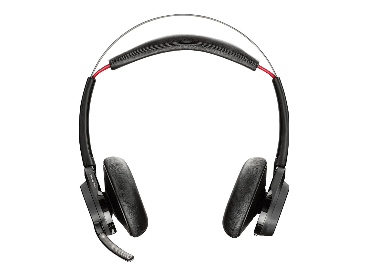 Poly - Plantronics Voyager Focus UC B825 - Headset - On-Ear - Bluetooth - kabellos