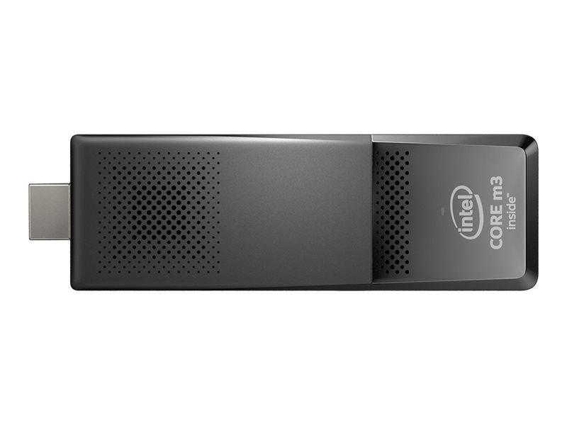 Intel Compute Stick STK2m3W64CC - Stick - Core m3 6Y30 / 900 MHz - RAM 4 GB - Flash - eMMC 64 GB
