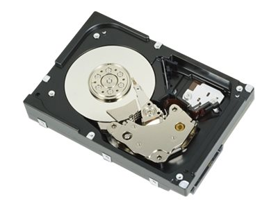Dell Customer Kit - Hybrid-Festplatte - 600 GB - Hot-Swap - 2.5