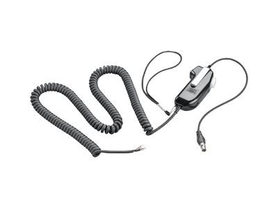 Poly - Plantronics DCH - PTT (Push-to-Talk)-Headset-Adapter für Headset