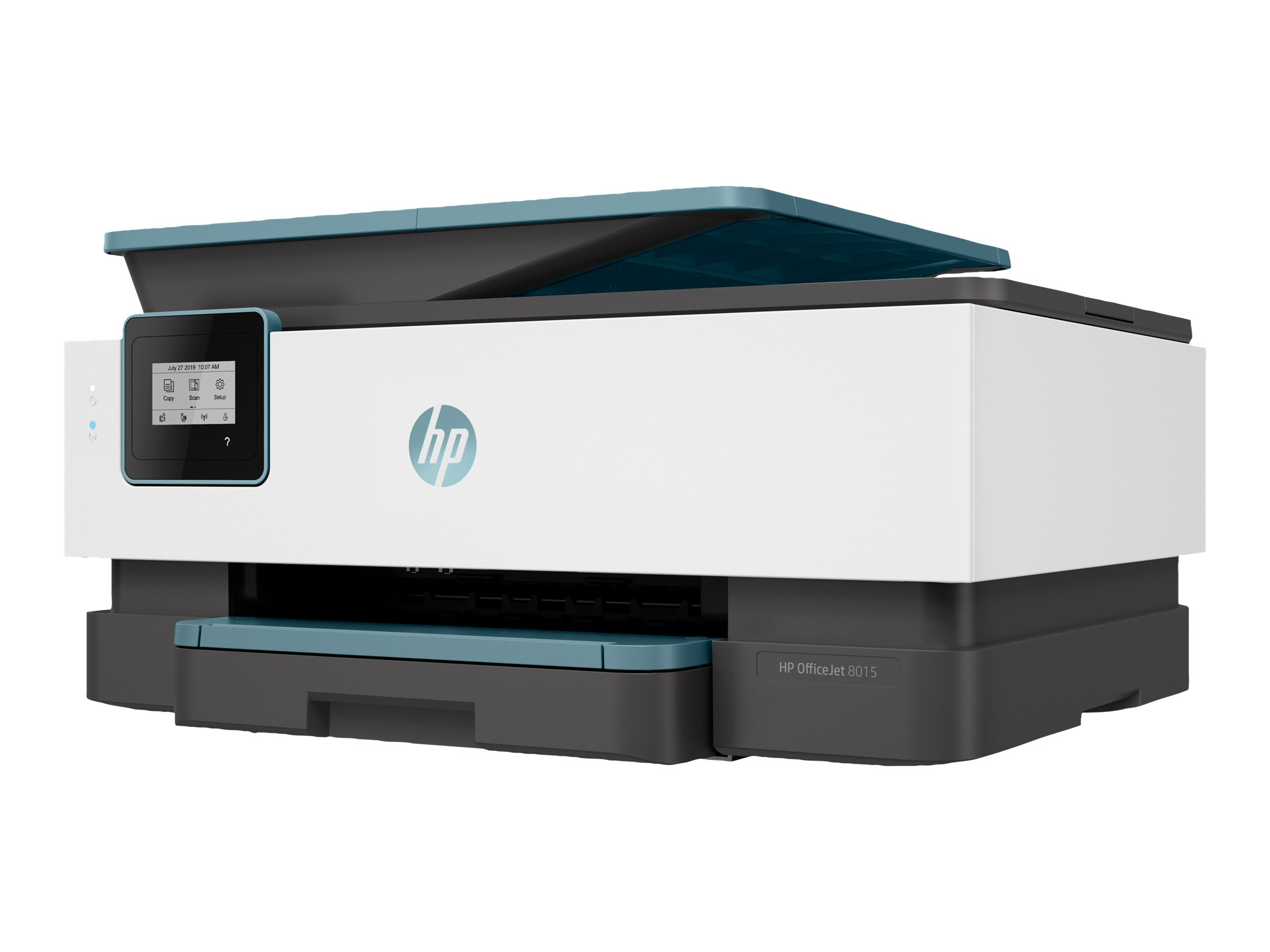 HP Officejet 8015 All-in-One - Multifunktionsdrucker - Farbe - Tintenstrahl - A4 (210 x 297 mm), Legal (216 x 356 mm) (Original)
