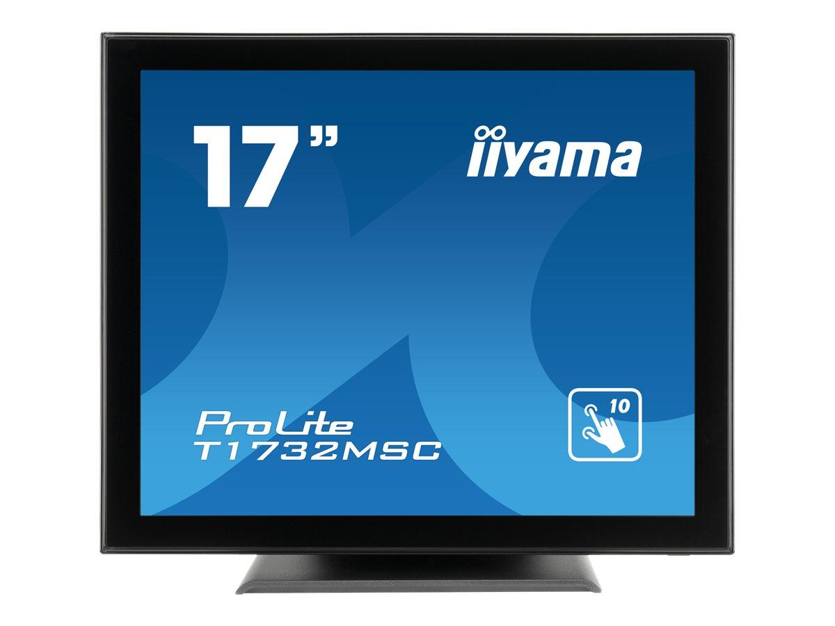 iiyama ProLite T1732MSC-B5X - LED-Monitor - 43 cm (17