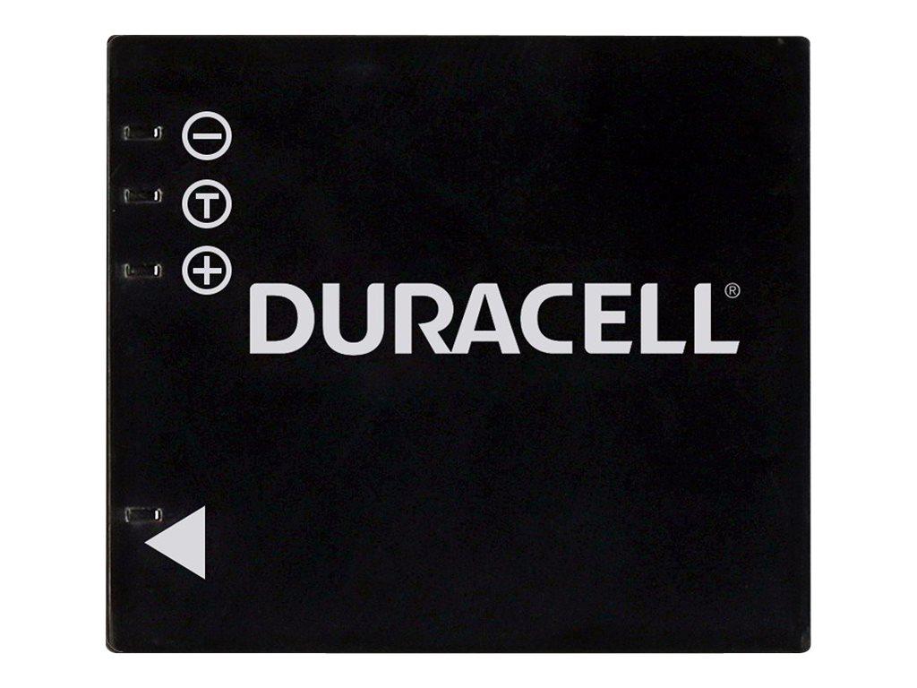 Duracell - Kamerabatterie - Li-Ion - 1 Ah - Schwarz - für Panasonic Lumix DMC-FX01, FX07, FX10, FX100, FX12, FX3EB-K, FX50, FX8G