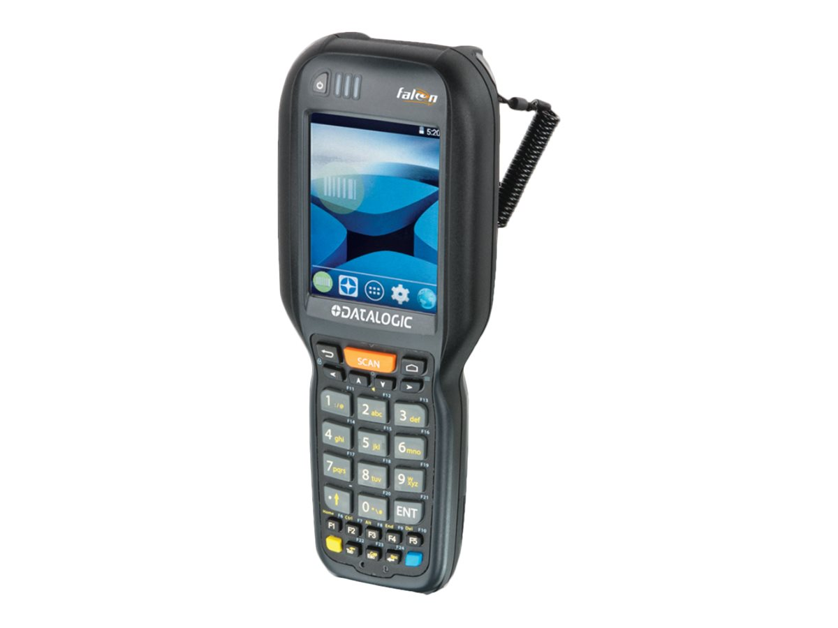 Datalogic Falcon X4 - Datenerfassungsterminal - Android 4.4 (KitKat) - 8 GB - 8.9 cm (3.5
