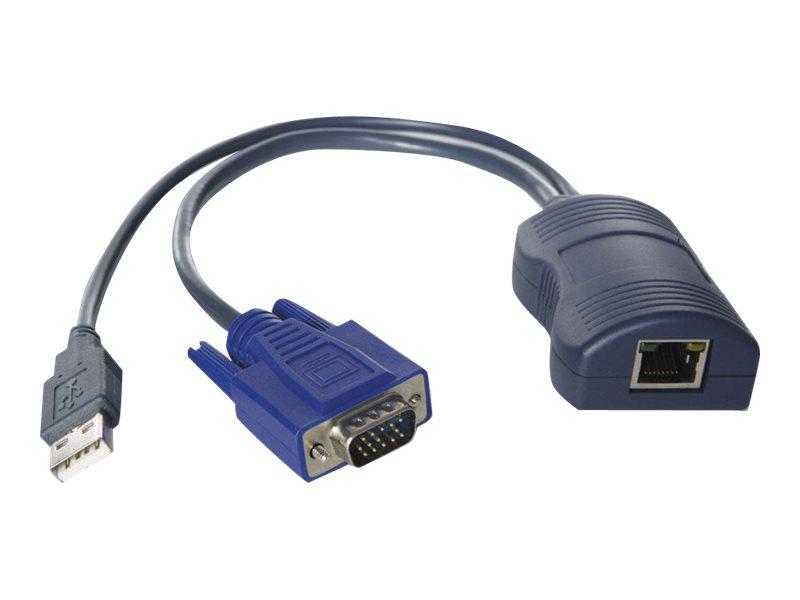 LINDY Computer Access Module - KVM-Extender - USB - bis zu 50 m
