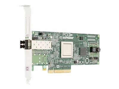 Dell Emulex LPE-12000 - Hostbus-Adapter - PCIe 2.0 x8 Low-Profile - 8Gb Fibre Channel - für PowerEdge R220, T320, T330, T630, VR