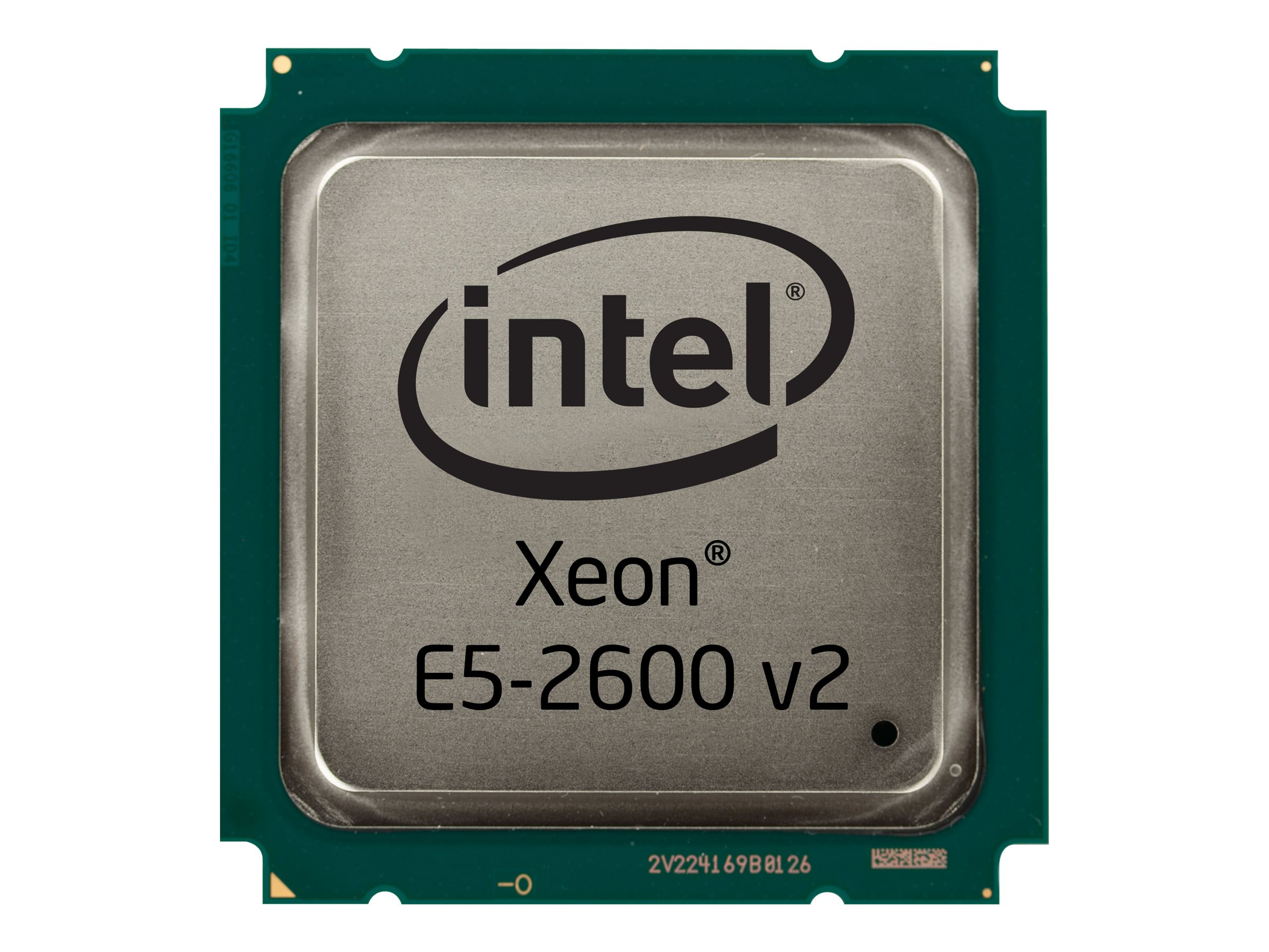 Intel Xeon E5-2620V2 - 2.1 GHz - 6 Kerne - 12 Threads - 15 MB Cache-Speicher - LGA2011 Socket