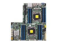 SUPERMICRO X10DRW-I - Motherboard - LGA2011-v3-Sockel - 2 Unterstützte CPUs - C612 - USB 3.0