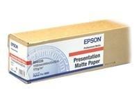 Epson Presentation - Matt - Rolle (111,8 cm x 25 m) - 172 g/m² - Papier - für Stylus Pro 11880, Pro 9700; SureColor SC-P10000, P