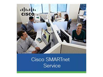 Cisco SMARTnet - Serviceerweiterung - Austausch - 24x7 - Reaktionszeit: 4 Std. - für P/N: AIR-CAP1602I-E-K9, AIR-CAP1602IEK9-WS