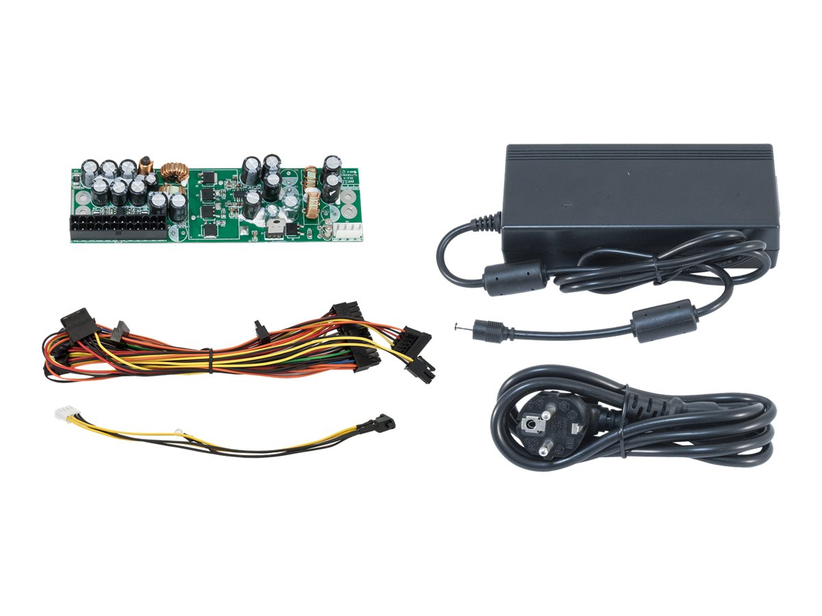 Chieftec CDP-085ITX - Netzteil - Wechselstrom 100-240 V - 85 Watt