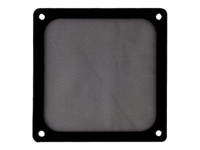 SilverStone FF143 - Lüftungsfilter - Schwarz