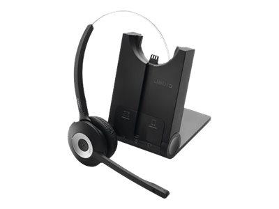 Jabra PRO 925 Dual Connectivity - Headset - On-Ear - konvertierbar - Bluetooth - kabellos