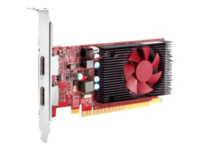 AMD Radeon R7 430 - Grafikkarten - Radeon R7 430 - 2 GB GDDR5 - PCIe 3.0 x16 Low-Profile - DisplayPort, VGA