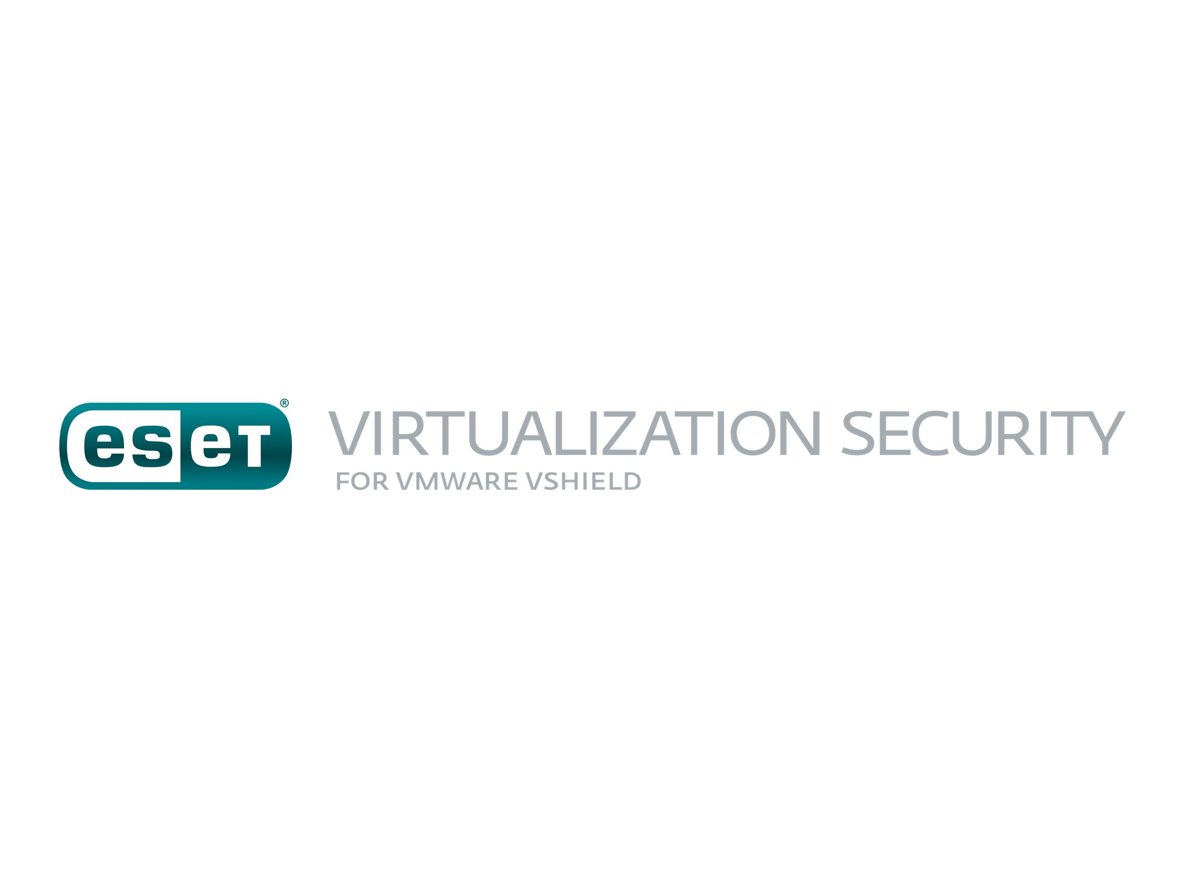 ESET Virtualization Security for VMware vShield - Erneuerung der Abonnement-Lizenz (1 Jahr) - 1 virtuelle Maschine - Volumen - 1