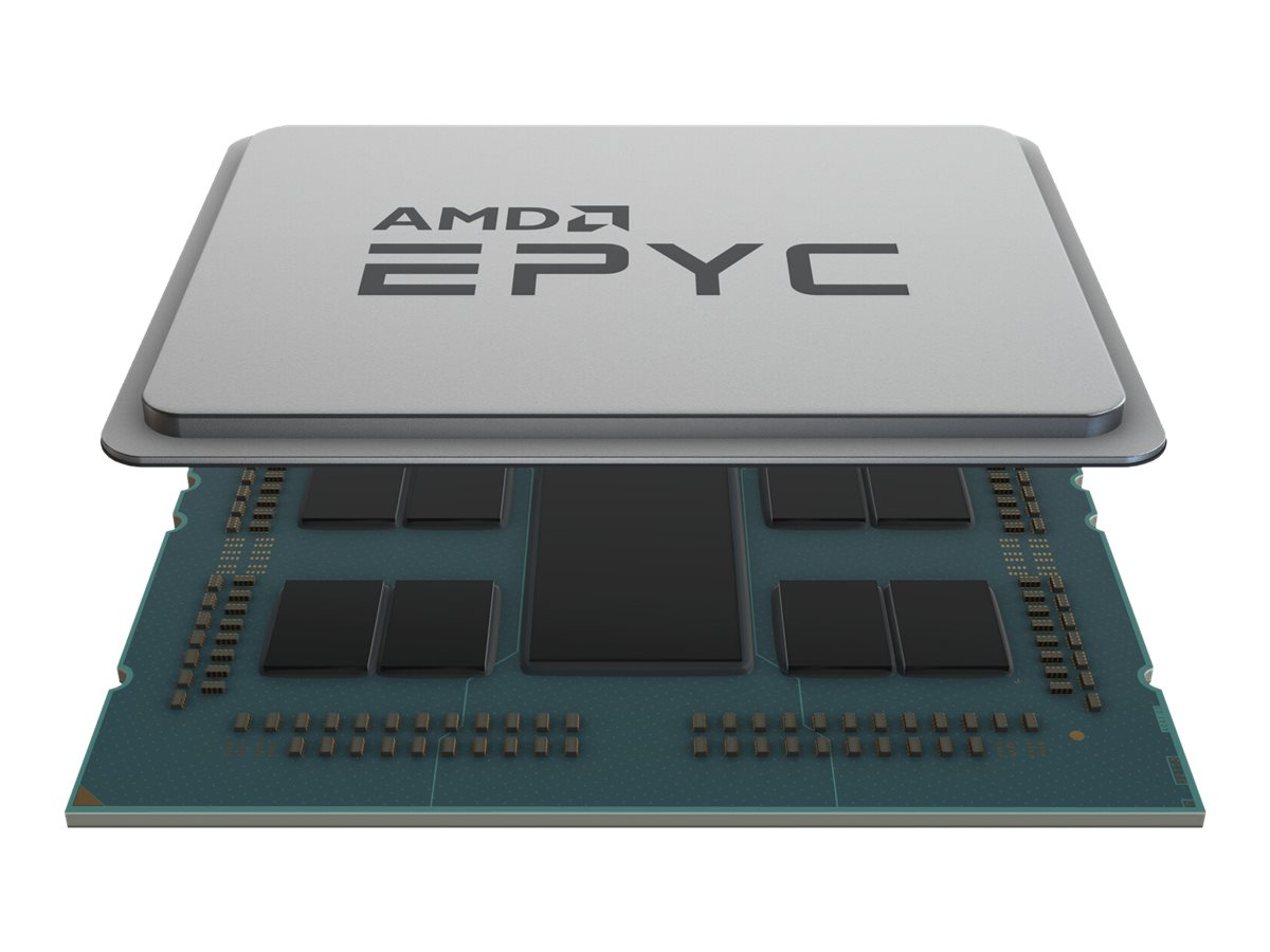 AMD EPYC 7H12 - 2.6 GHz - 64 Kerne - 128 Threads - 256 MB Cache-Speicher - Socket SP3