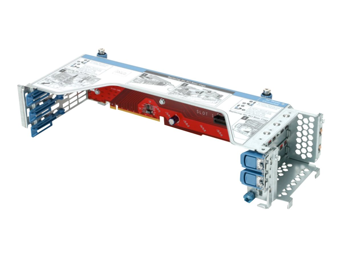 HPE PCI Express Riser Kit - Riser Card - für ProLiant DL360 Gen9, DL380 Gen9; StoreEasy 1850