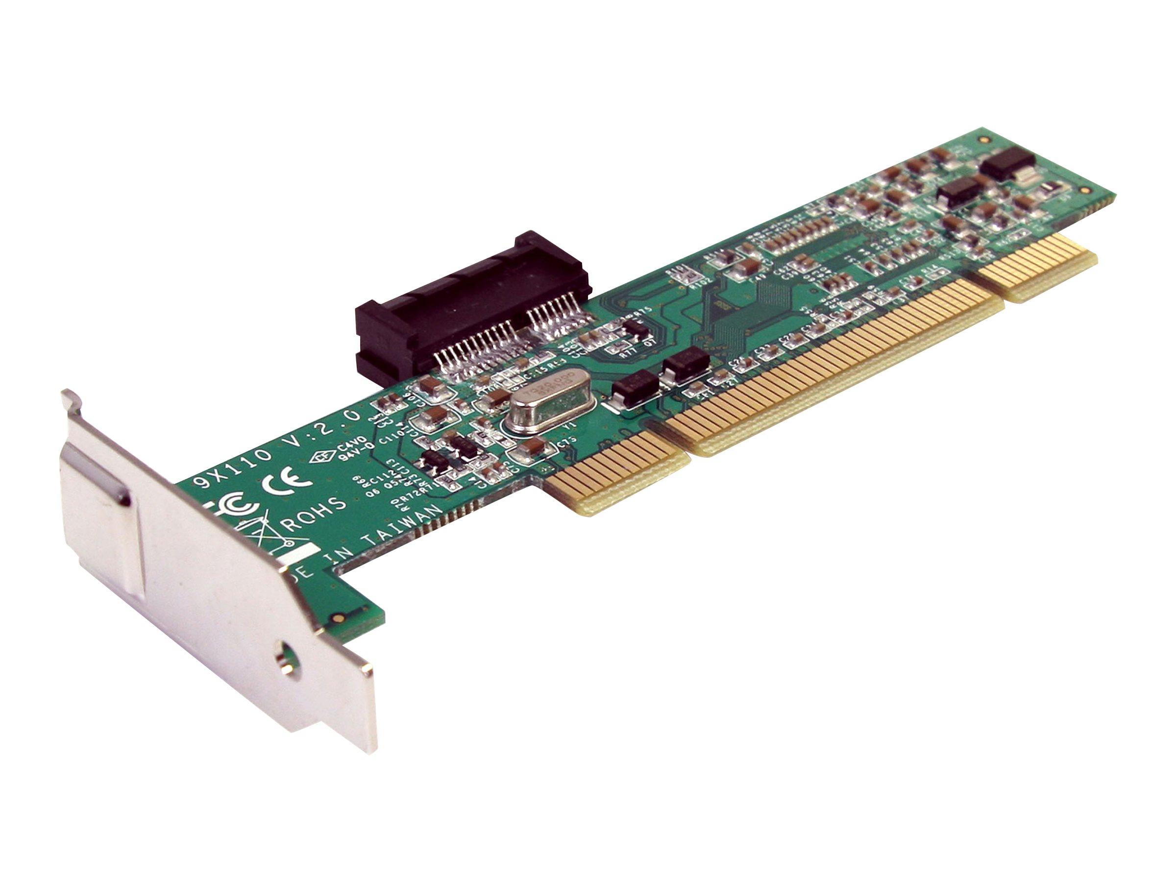 StarTech.com PCI auf PCI Express Adapter - PCI zu PCIe Karte - PCIe x1-zu-PCI-Steckplatzadapter