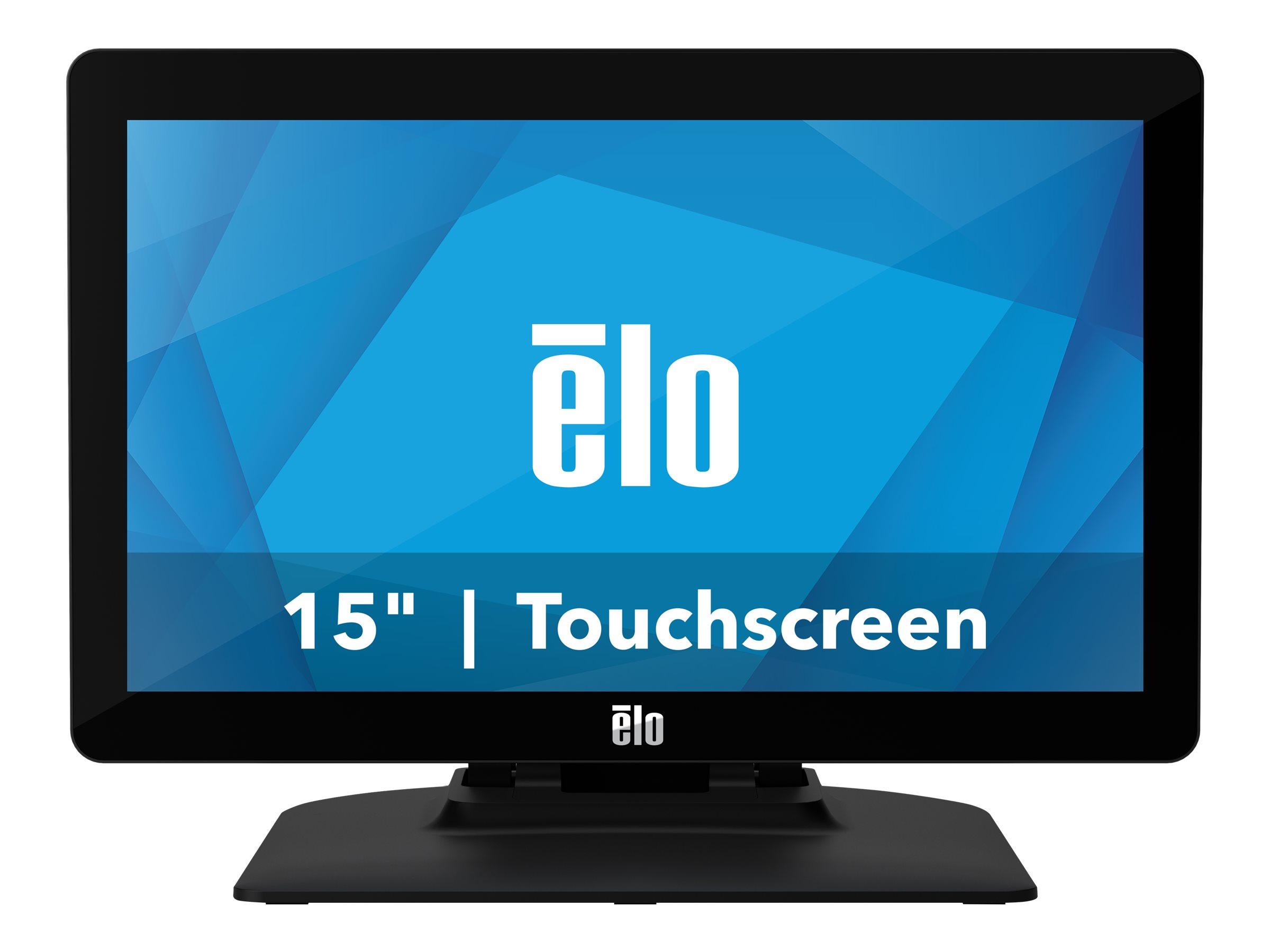 Elo 1502L - M-Series - LED-Monitor - 39.6 cm (15.6