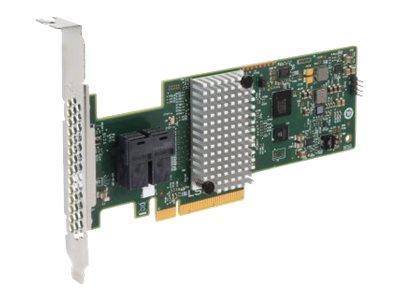 Lenovo N2215 SAS/SATA HBA for IBM System x - Speicher-Controller - 12 Sender/Kanal - SATA 6Gb/s / SAS 12Gb/s Low-Profile - 1200