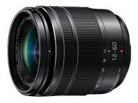 Panasonic LUMIX G VARIO H-FS12060E - Zoomobjektiv - 12 mm - 60 mm - f/3.5-5.6 G VARIO ASPH - Micro Four Thirds