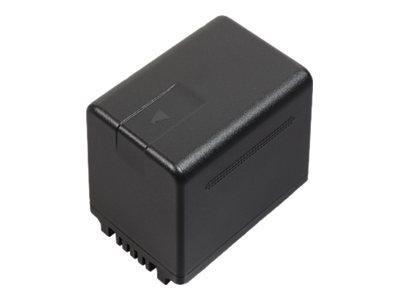 Panasonic VW-VBT380E-K - Batterie - Li-Ion - 3880 mAh - für Panasonic HC-V800, V808, VX1, VX11, VX1M, VX990, VX992, VXF1, VXF11,