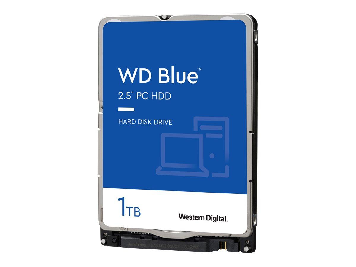 WD Blue WD10SPZX - Festplatte - 1 TB - intern - 2.5