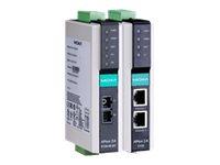 Moxa NPort IA5150I-M-SC - Geräteserver - 100Mb LAN, RS-232, RS-422, RS-485 - Schienenmontage möglich