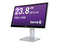 Wortmann TERRA ALL-IN-ONE-PC 2415HA - GREENLINE - All-in-One (Komplettlösung) - 1 x Core i5 8600 / 3.1 GHz - RAM 8 GB - SSD 250