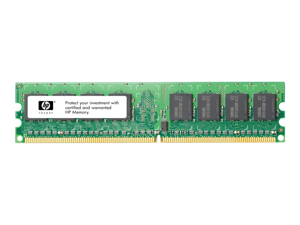 HPE - DDR2 - 8 GB: 2 x 4 GB - DIMM 240-PIN - 800 MHz / PC2-6400 - registriert
