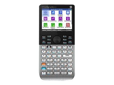 HP Prime G2 - Grafiktaschenrechner - USB - Batterie - Brushed Metal
