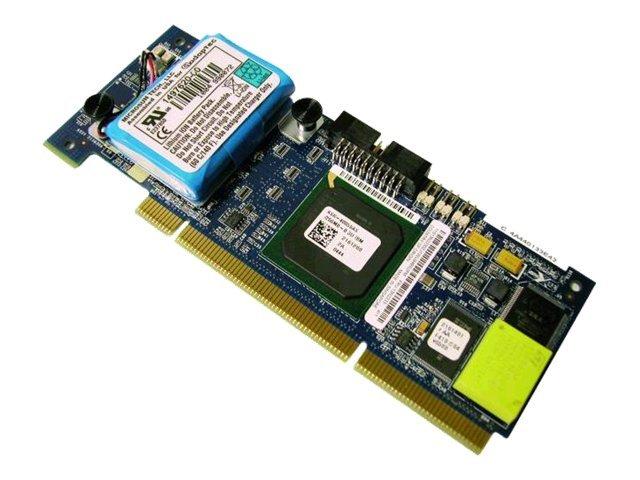 Lenovo ServeRAID 8i SAS - Speicher-Controller (Zero-Channel RAID) - RAID 0, 1, 6, 10, 50, 1E, 5 Hot Spare, 5EE, 60 - PCI-X/133 M