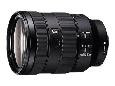 Sony SEL24105G - Zoomobjektiv - 24 mm - 105 mm - f/4.0 FE G OSS - Sony E-mount