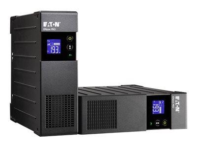 Eaton Ellipse PRO 650 - USV - Wechselstrom 230 V - 400 Watt - 650 VA 7 Ah - USB