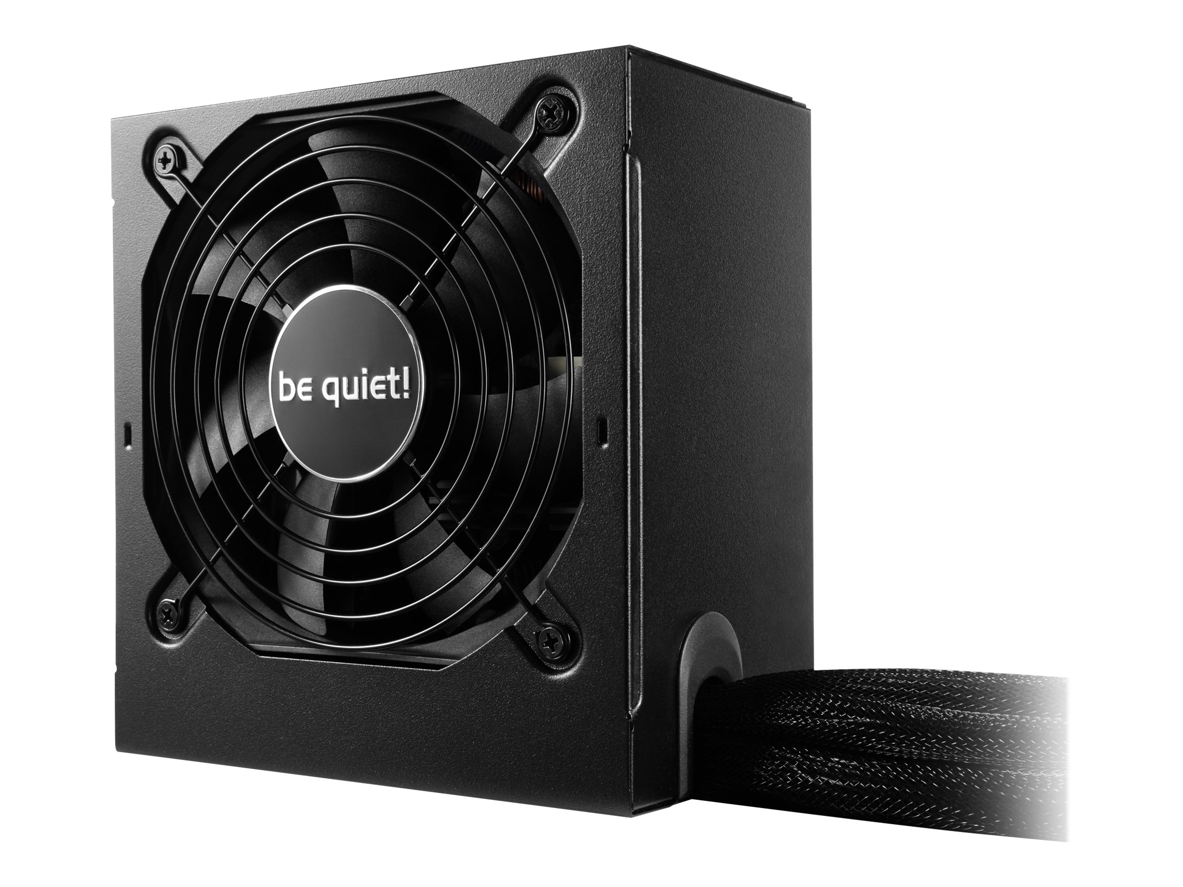 be quiet! System Power 9 400W - Stromversorgung (intern) - ATX12V 2.4 - 80 PLUS Bronze - Wechselstrom 200-240 V - 400 Watt