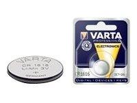 Varta Electronics - Batterie CR1616 - Li - 55 mAh