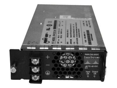 Cisco - Stromversorgung Hot-Plug (Plug-In-Modul) - -48 - -60 V - 300 Watt - für Catalyst 4948, 4948 10 Gigabit Ethernet Switch;