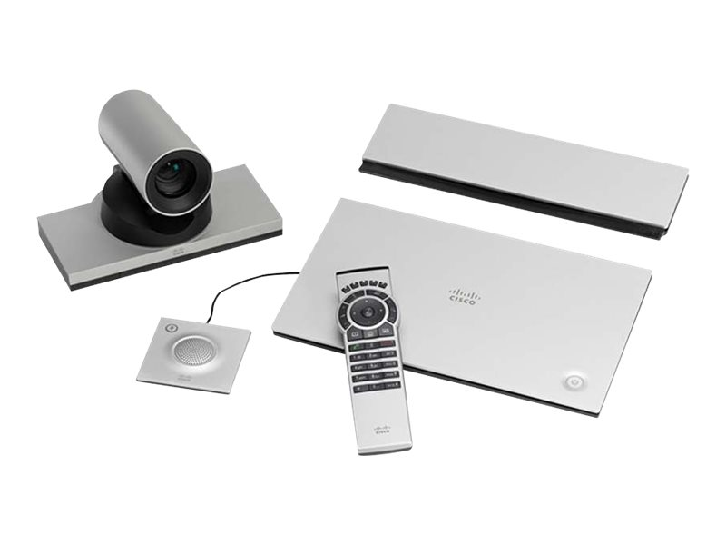 Cisco TelePresence System SX20 Quick Set with Precision HD 1080p 12x Camera - Kit für Videokonferenzen