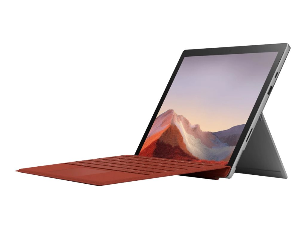 Microsoft Surface Pro 7 - Tablet - Core i5 1035G4 / 1.1 GHz - Win 10 Pro - 8 GB RAM - 256 GB SSD