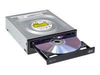 Hitachi-LG Data Storage GH24NSD6 - Laufwerk - DVD±RW (±R DL) / DVD-RAM - 24x/24x/5x - Serial ATA - intern