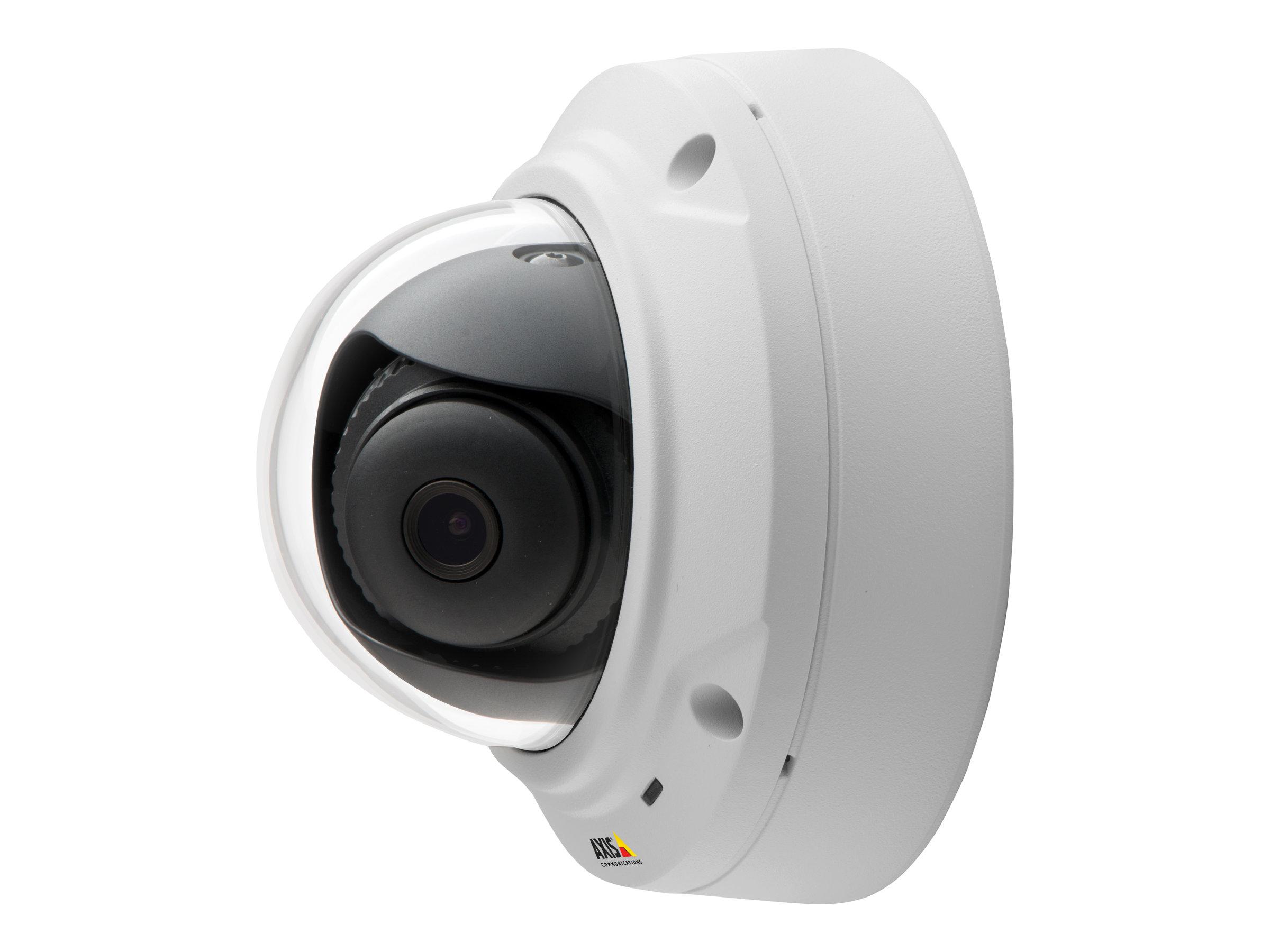 AXIS M3025-VE Network Camera - Netzwerk-Überwachungskamera - Kuppel - Aussenbereich - Vandalismussicher / Wetterbeständig - Farb