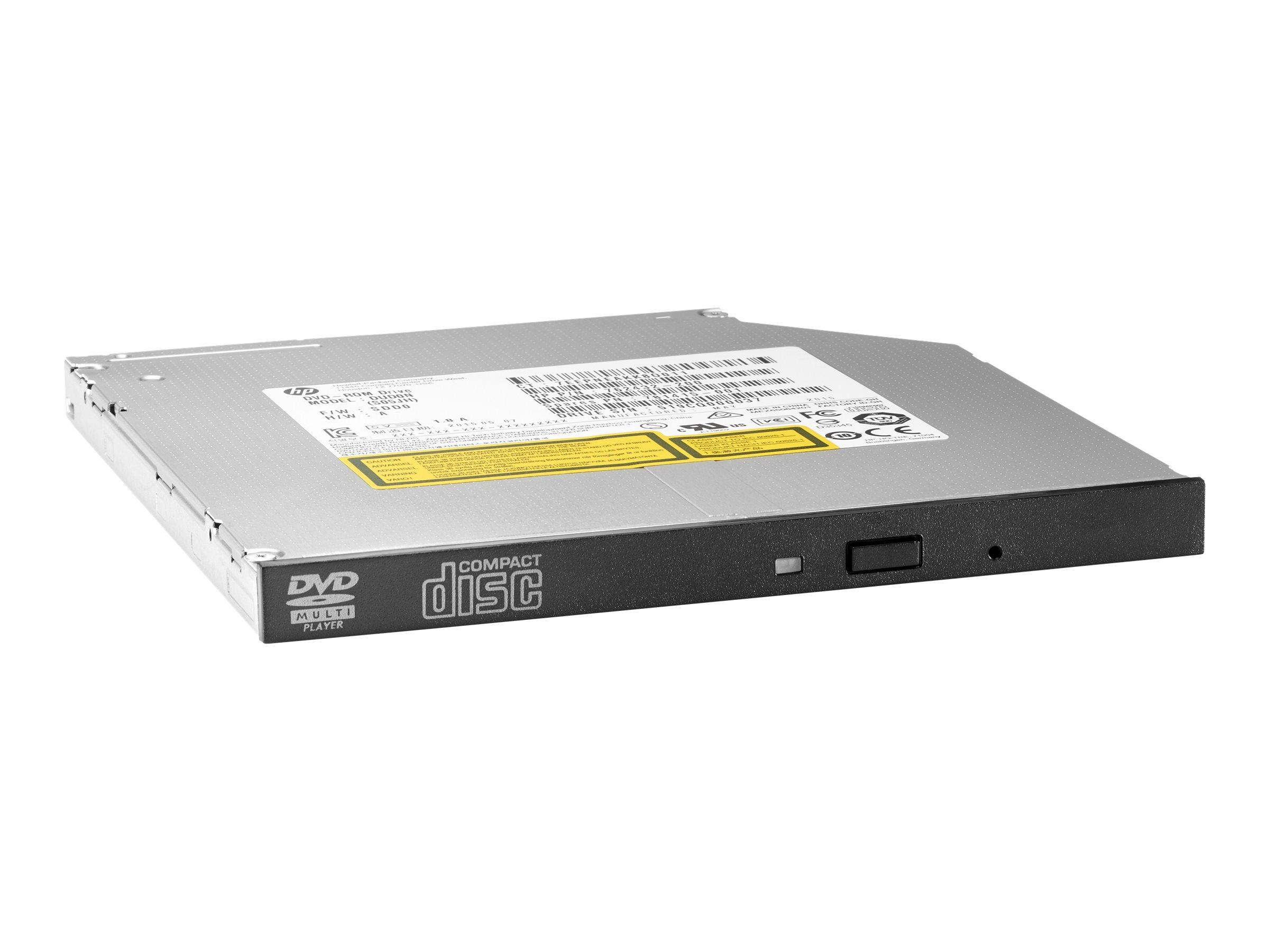 HP - Laufwerk - DVD-ROM - 8x - Serial ATA - intern