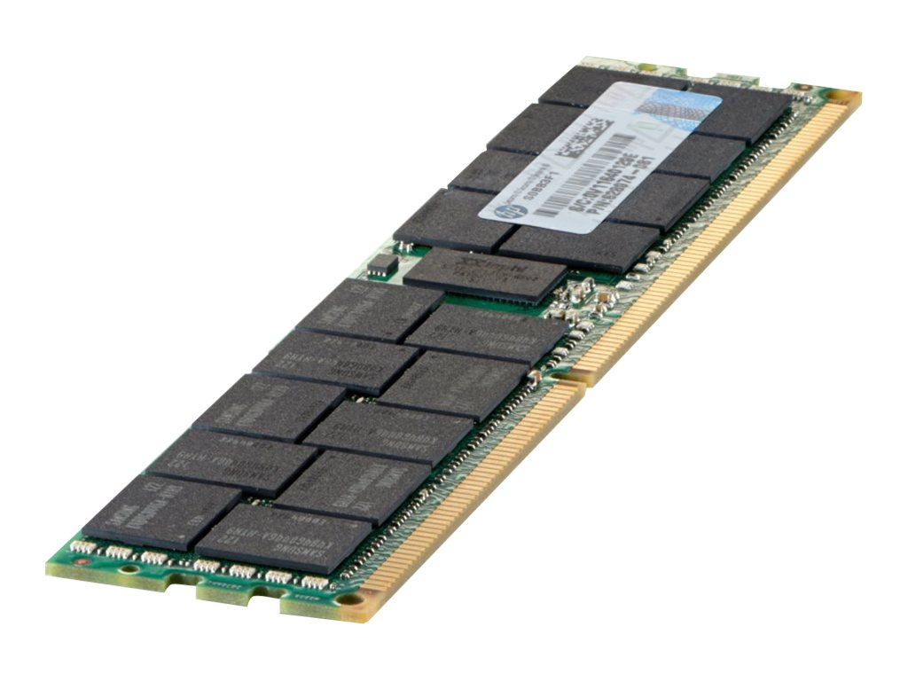 HPE Low Power kit - DDR3 - 4 GB - DIMM 240-PIN - 1066 MHz / PC3-8500 - CL7