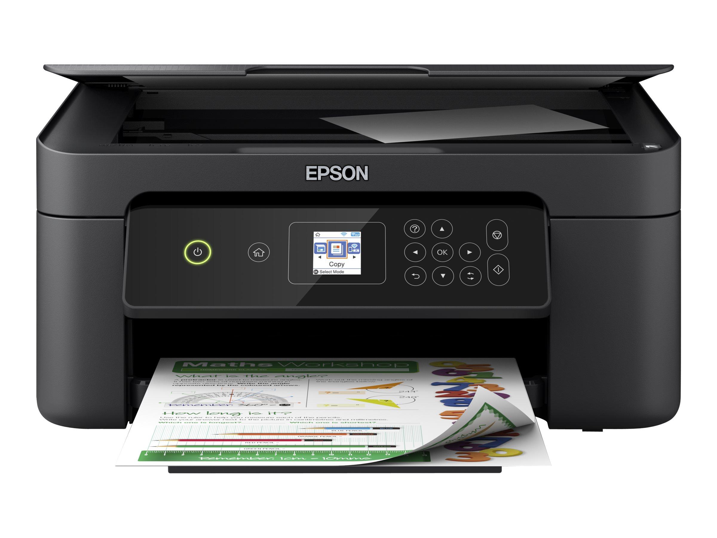 Epson Expression Home XP-3100 - Multifunktionsdrucker - Farbe - Tintenstrahl - A4/Legal (Medien) - bis zu 33 Seiten/Min. (Drucke