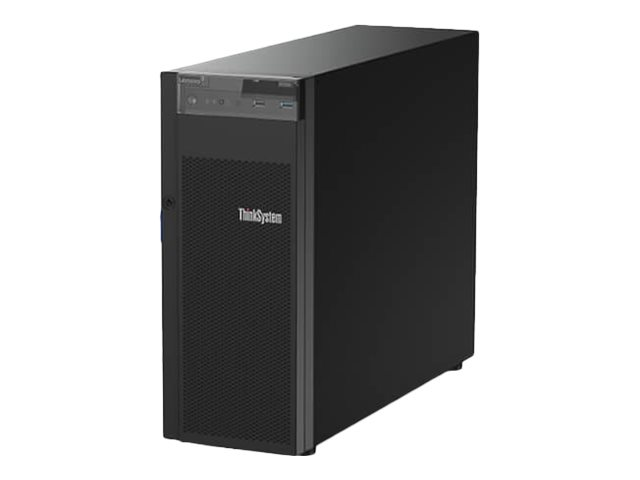 Lenovo ThinkSystem ST250 7Y46 - Server - Tower - 4U - 1-Weg - 1 x Xeon E-2176G / 3.7 GHz